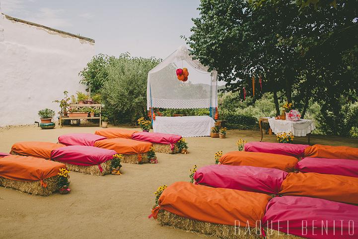 Asientos ceremonia