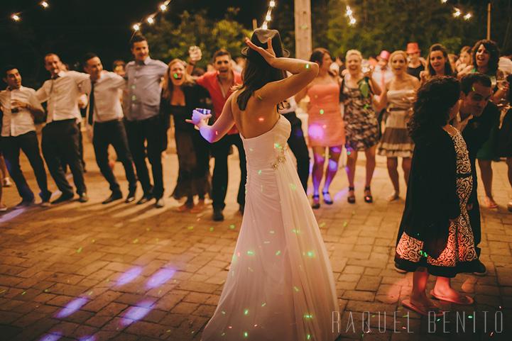 La novia al baile