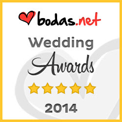 Wedding awards 2014 in bodas.net