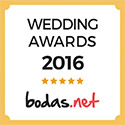 L'Avellana Mas d'en Cabre, ganador Wedding Awards 2016 bodas.net