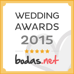 L'Avellana Mas d'en Cabre, ganador Wedding Awards 2015 bodas.net