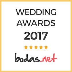 L'Avellana Mas d'en Cabre, ganador Wedding Awards 2017 Bodas.net